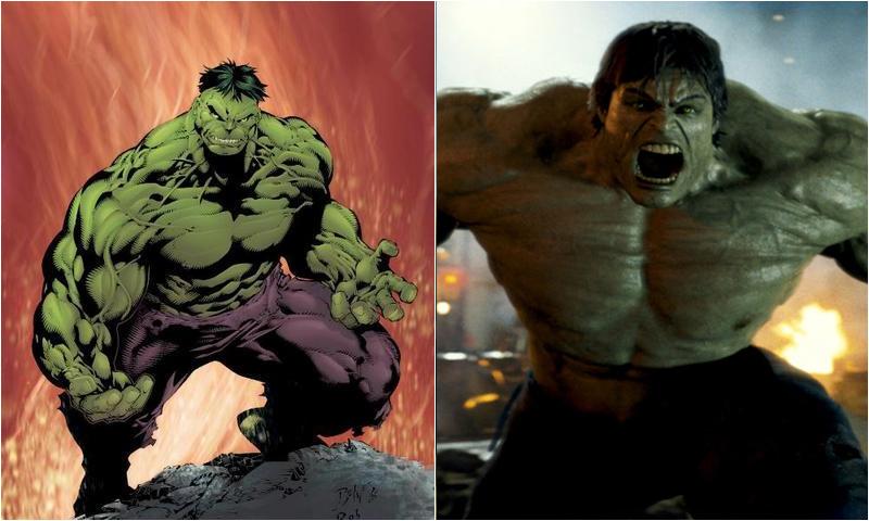 Incredible Hulk | Comic Icons