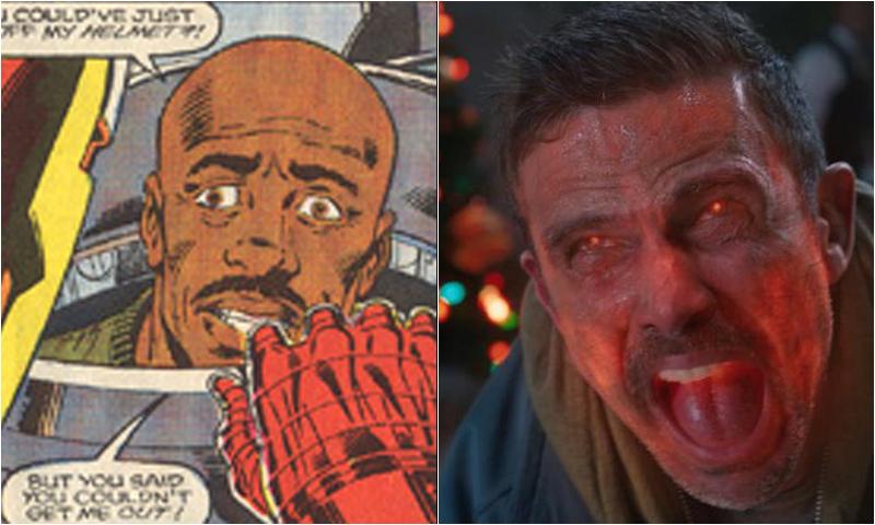 Extremis | Comic Icons