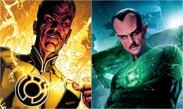 Image result for thaal sinestro yellow