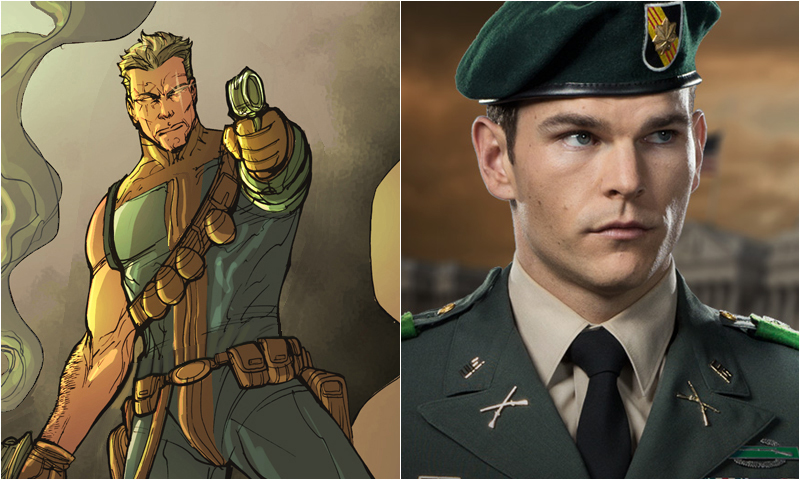 josh helman actor
