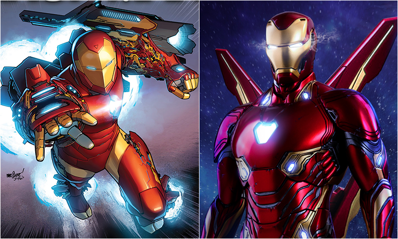 iron-man-mark-51 | Comic Icons