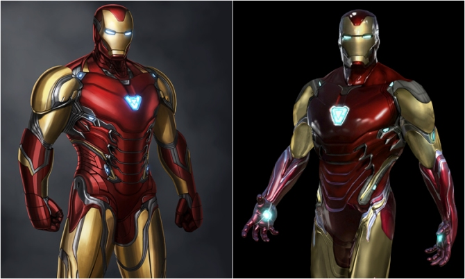 Iron Man Suits (MCU) | Comic Icons