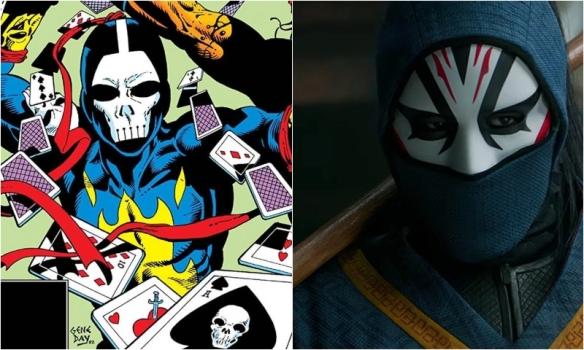 Death Dealer – Unknown | Comic Icons